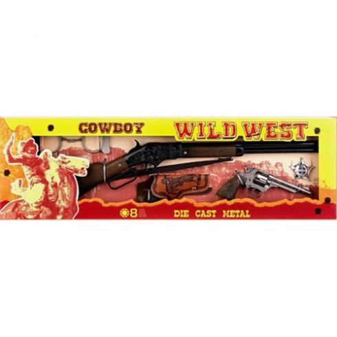 Набор Ковбойское Оружие Gonher Wild-West 498/0