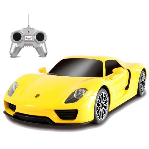 Управляемая Автомодель Rastar Porsche 918 Spyder 1:24 71400