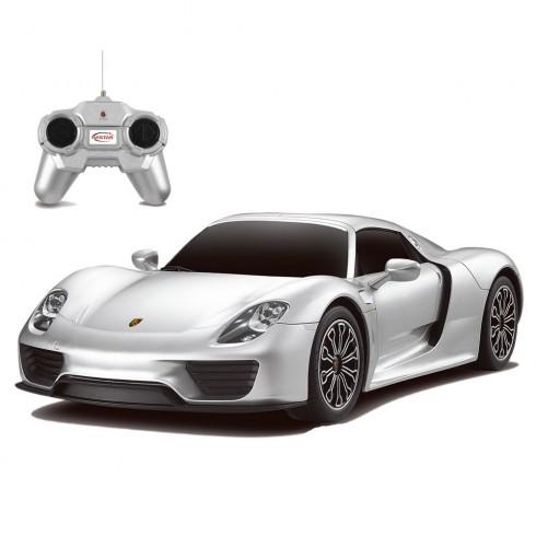 RASTAR automodelis valdomas Porsche 918 Spyder 1:24 71400