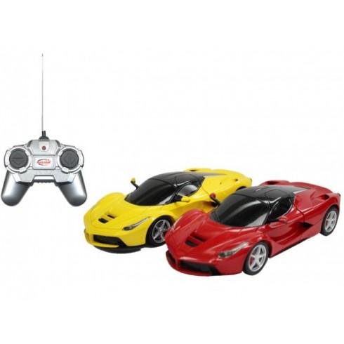 Valdomas automodelis Rastar Ferrari LaFerrari 1:24 71402/48900
