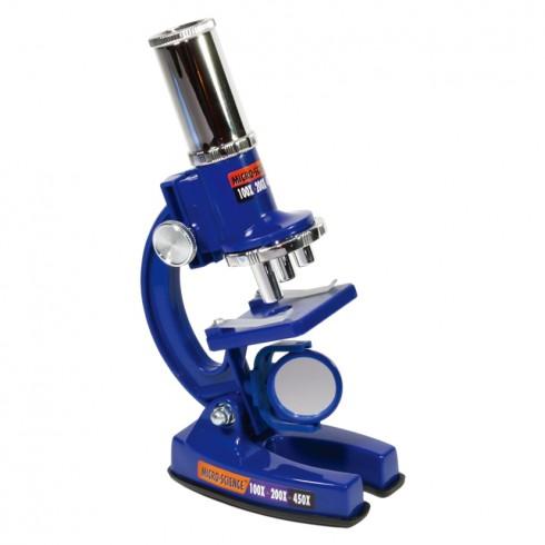 EASTCOLIGHT mikroskopas su priedais 23 det., 2135