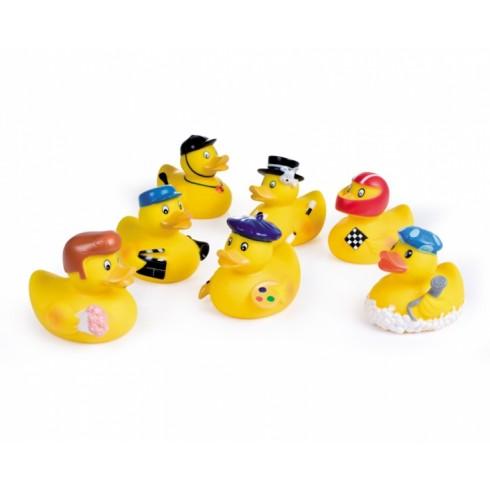 CANPOL žaisliukai vonios - ančiukai 2/992