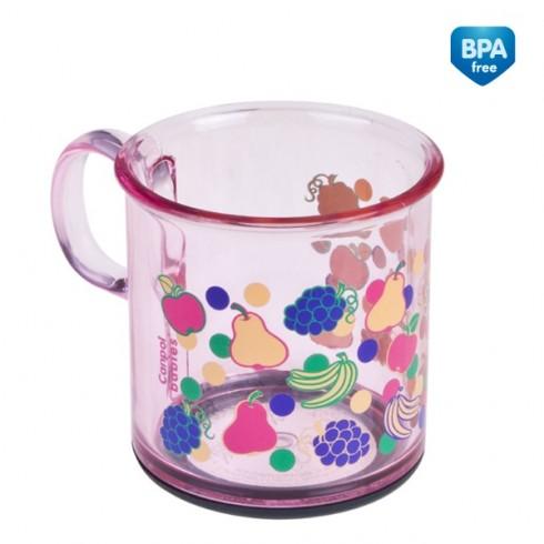 CANPOL puodelis su rankena 12m+ 170ml 2/100