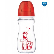 Бутылочка Canpol Easystart 12M+ 300Ml Colourful Animals 35/204