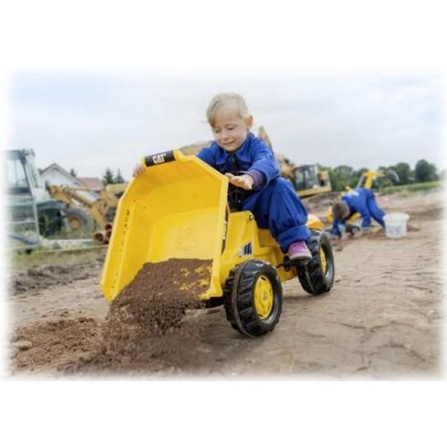 Rolly Toys Traktor Kid Dumper CAT