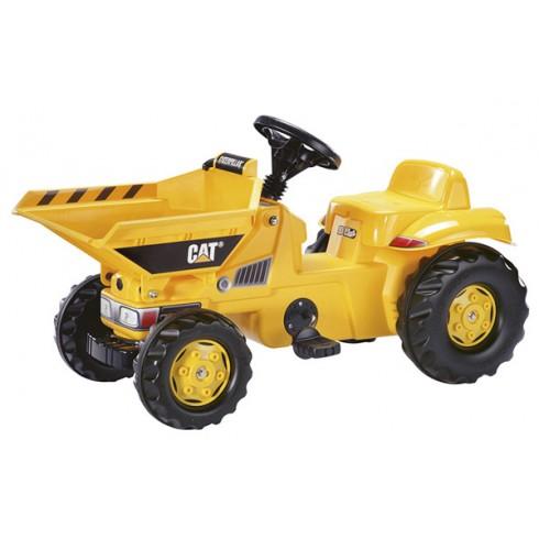 Traktorius Rolly Toys Dumper CAT