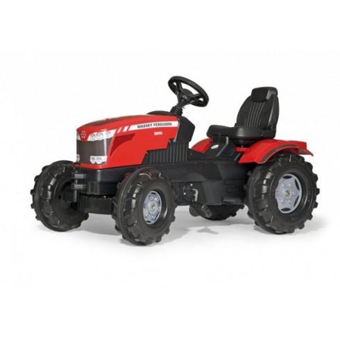 Minamas traktorius Rolly Toys Traktor Farmtrac MF 8650