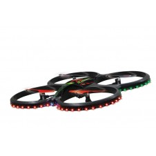 Flyscout AHP Quadrocopter Kompass/LED