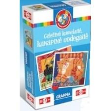 Настольная Игра Granna Geležinė Kumelaitė, Kanapinė Uodegaitė