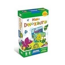 Настольная Игра Granna Mano Dinozaurai