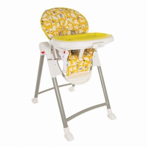 Maitinimo kėdutė GRACO Contempo Spring Lime