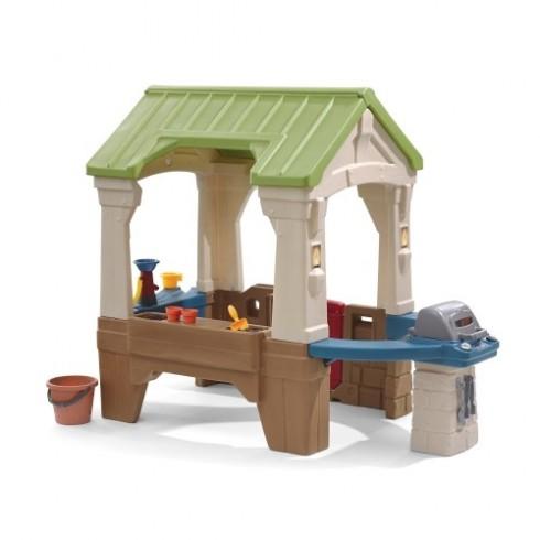 Žaislinis lauko namelis Step2 840900