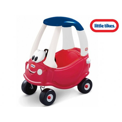 Машинка-Ходунки Little Tikes Cozy Coupe - Royal ( Red/White/Blue) 172502