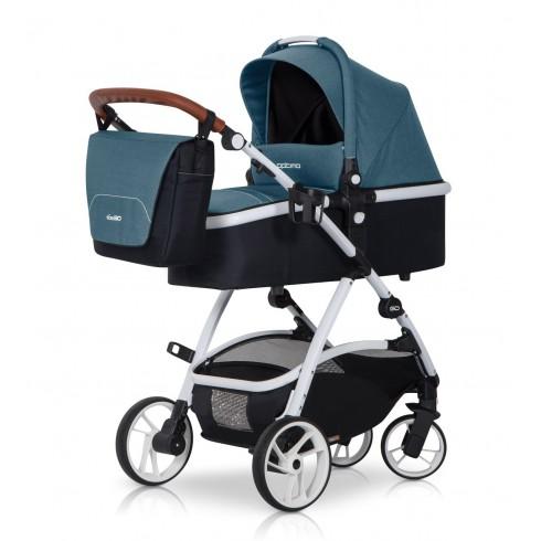 Universalus vežimėlis EasyGo Optimo 3in1